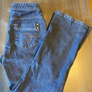 Bass Pro NRJ Straight Leg Jeans - Size 6P